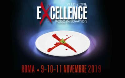 EXCELLENCE: L'Eccellenza del food made in Italy in una location esclusiva a Roma