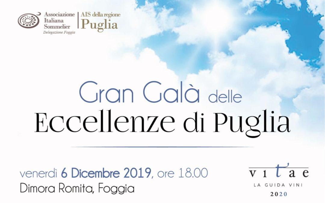 EXUA n.127 al Gran Galà delle eccellenze di Puglia