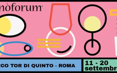 EX U A sui banchi d'assaggio di Vinòforum a Roma 11-20 Settembre